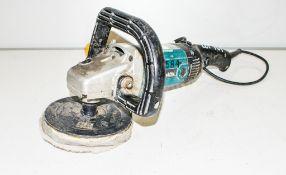 Makita 9227 CB 110v rotary polisher HS 10584