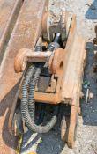 Hydraulic quick hitch to suit 5 tonne machine HS049