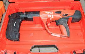 Hilti DX460 nail gun c/w carry case A751184