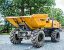 Benford Terex TA6s swivel skip dumper Year: 2014 S/N: PJ4997 Recorded Hours: 1281 A645391