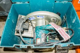 Makita 5903R 235mm circular saw c/w carry case A670198