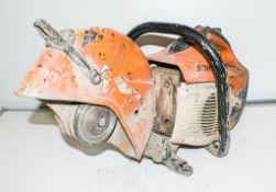 Stihl TS410 petrol driven cut off saw H/S028
