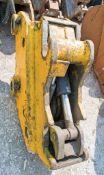 Hydraulic quick hitch to suit 5 tonne machine HS