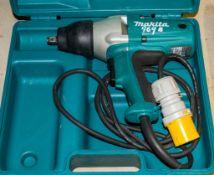 Makita 110v 1/2 inch drive impact gun H5104219
