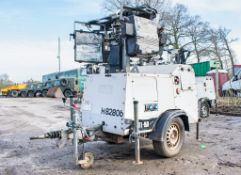 SMC TL-90 diesel driven mobile lighting tower Year: 2008 S/N: 87891 Recorded Hours: H82806
