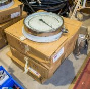 3 - Bundenberg standard pressure gauges