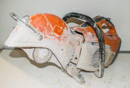 Stihl TS410 petrol driven cut off saw A698394