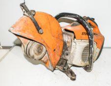 Stihl TS410 petrol driven cut off saw A650207