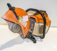 Stihl TS410 petrol driven cut off saw A780671