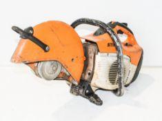 Stihl TS410 petrol driven cut off saw A726501
