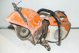 Stihl TS410 petrol driven cut off saw A734748