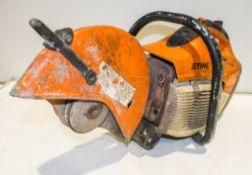 Stihl TS410 petrol driven cut off saw A686286