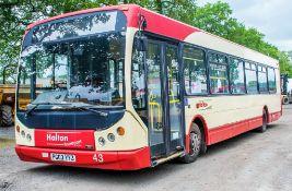 Dennis Super Dart 43 seat single deck service bus Registration Number: PG03 YYZ Date of