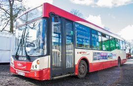 Alexander Dennis Enviro 200 40 seat single deck service bus Registration Number: AE57 FAM Date of