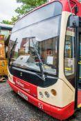 Dennis Super Dart 43 seat single deck service bus Registration Number: PN05 SYG Date of