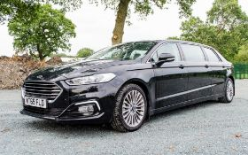 Ford Mondeo Coleman Milne Rosedale TDCI automatic,8 seat diesel limousine Registration Number: