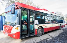 Scania OmniCity 33 seat single deck service bus Registration Number: MIG 8173 Date of