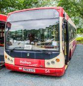 Dennis Super Dart 43 seat single deck service bus Registration Number: PN05 SYO Date of