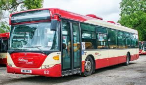 Scania OmniCity 33 seat single deck service bus Registration Number: MIG 8165 Date of