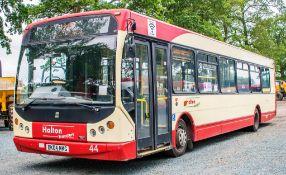 Dennis Super Dart 43 seat single deck service bus Registration Number: DK04 MKG Date of