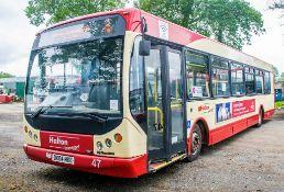 Dennis Super Dart 43 seat single deck service bus Registration Number: DK04 MKE Date of