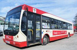 Dennis Super Dart 43 seat single deck service bus Registration Number: PN05 SYH Date of