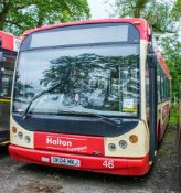 Dennis Super Dart 43 seat single deck service bus Registration Number: DK04 MKJ Date of