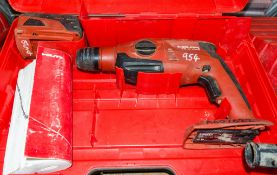 Hilti TE2-A22 cordless power drill c/w battery & carry case ** No charger ** A607622