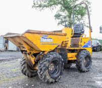 Thwaites 1 tonne hydrostatic hi-tip dumper Year: 2005 S/N: 504A8515 Recorded Hours: 2518 220E0058