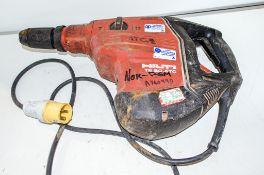 Hilti TE80-ATC 110v SDS rotary hammer drill A740990
