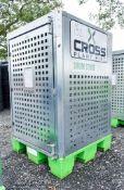 Cross Plant drum store EN1541