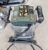 Hiretech HT7 240 volt edge sander