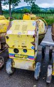 Winget electric start diesel driven site mixer 1680