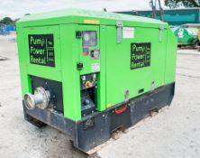 Generac DWP4 diesel driven drainer pump Year: 2017 S/N: 1704202 Recorded Hours: 2259 A019