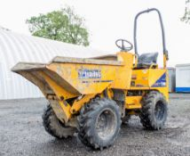 Thwaites 1 tonne hydrostatic hi-tip dumper Year: 2007 S/N: 707B1310 Recorded Hours: Not displayed (