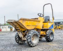 Thwaites 1 tonne hydrostatic dumper Year: 2006 S/N: 605A9416 Recorded Hours: 3065 220E0049