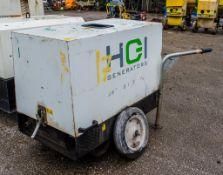 Harrington 6 Kva diesel driven generator A823891