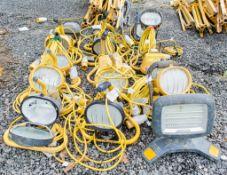 16 - 110 volt inspection lamps