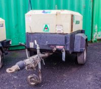 Doosan 741 diesel driven mobile air compressor Year: 2012 S/M: 431245 Recorded Hours: 660 A577334