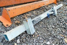 Tractel door jamb personnel support bar A780085