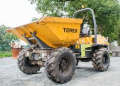 Terex 6 tonne swivel skip dumper Year: 2013 S/N: ED8MT443 Recorded Hours: 1287 A598840