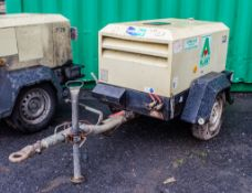 Doosan 7/20 diesel driven mobile air compressor Year: 2012 S/M: 12349 Recorded Hours: 570 A577115