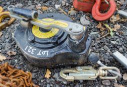 Torq personnel rescue winch A589861