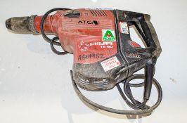 Hilti TE80-ATC 110v SDS rotary hammer drill A601952