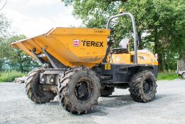 Terex 6 tonne swivel skip dumper Year: 2013 S/N: ED4MT4144 Recorded Hours: 1969 A598861