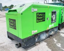 Generac DWP4 diesel driven drainer pump Year: 2017 S/N: 1704203 Recorded Hours: 3173 A066