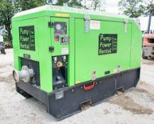 Generac DWP4 diesel driven drainer pump Year: 2017 S/N: 1704200 Recorded Hours: 2655 A016