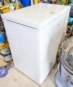 Logik L150 240 volt chest freezer