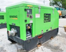 Generac DWP4 diesel driven drainer pump Year: 2017 S/N: 1704201 Recorded Hours: 2404 A022