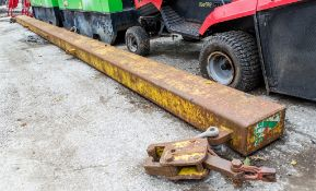 Rail lifting beam approximately 20 ft A573765